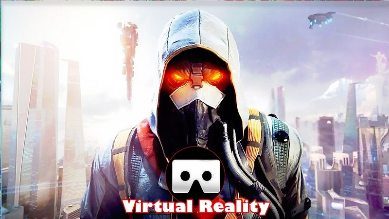games for VR BOX