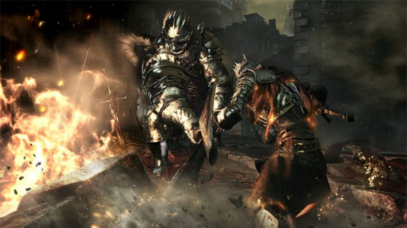 Dark Souls III official requirements to run  on the PC