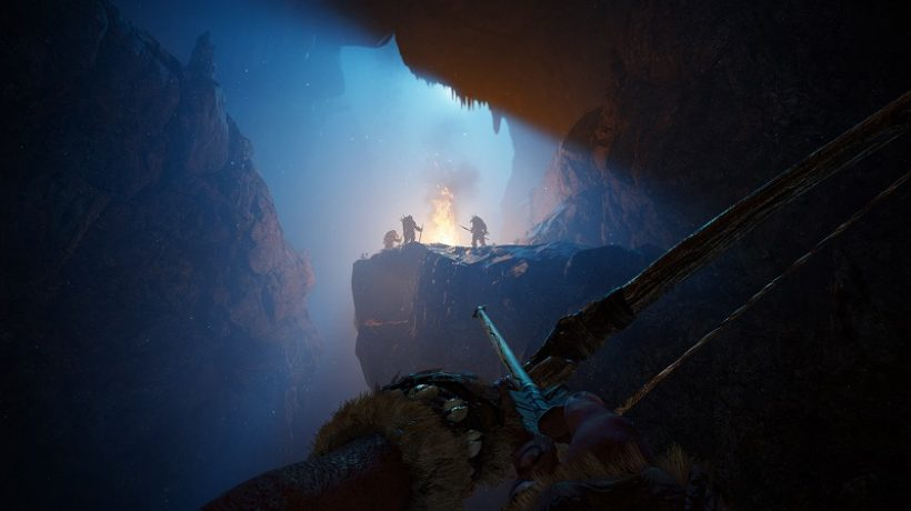 Far cry primal shown in motion