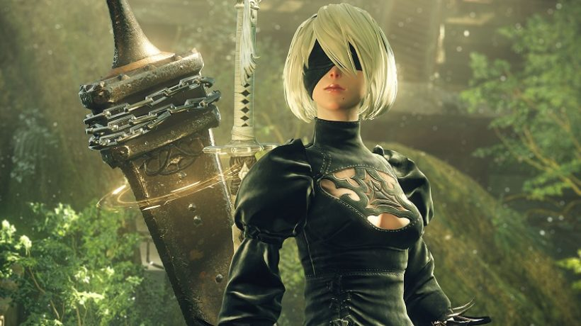 First Images and Trailer for Nier: Automata