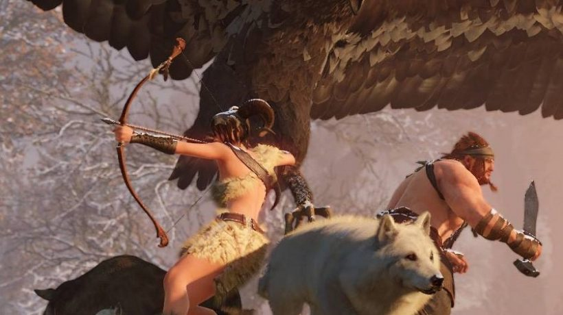 WiLD: A Wild, Natural and Promising Adventure for PS4