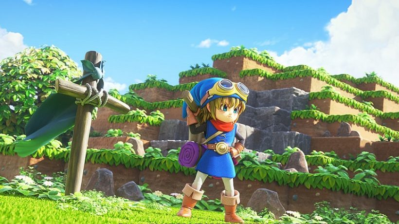 Adventures and blocks spurts: Dragon Quest Builders arrive in October to the West