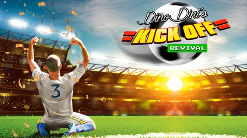 Dino Dini returns and willing to give the pitch the legendary 'Kick Off' departure