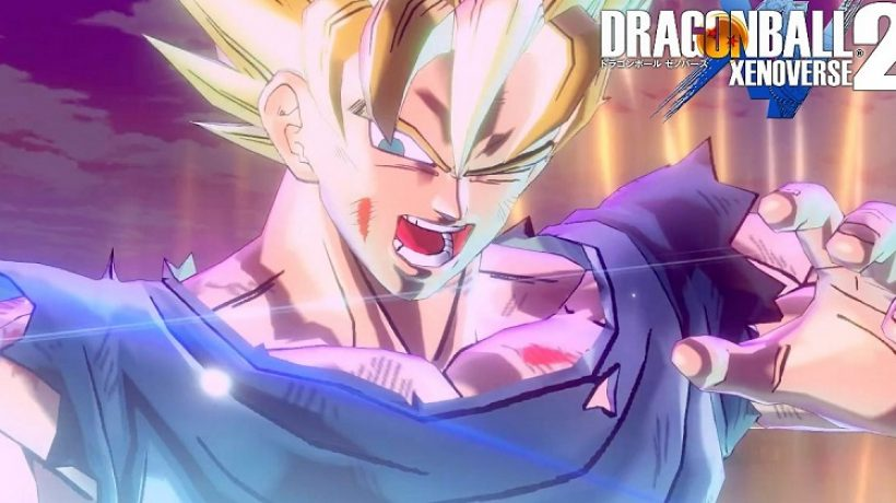 Dragon Ball XenoVerse 2 is official and you can see the trailer