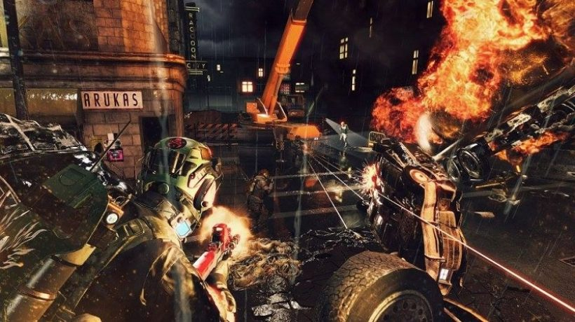 Umbrella Corps brings us back to Raccoon City with a new trailer loaded shots everywhere
