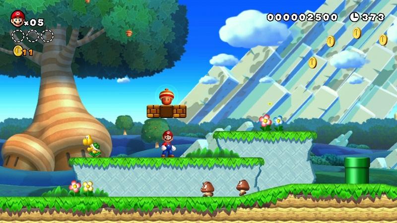Story Super Mario World