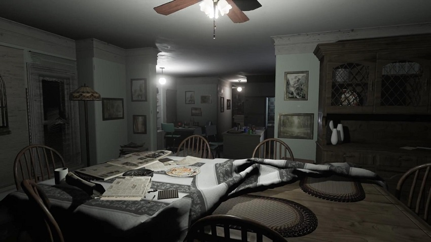 scary and horror games