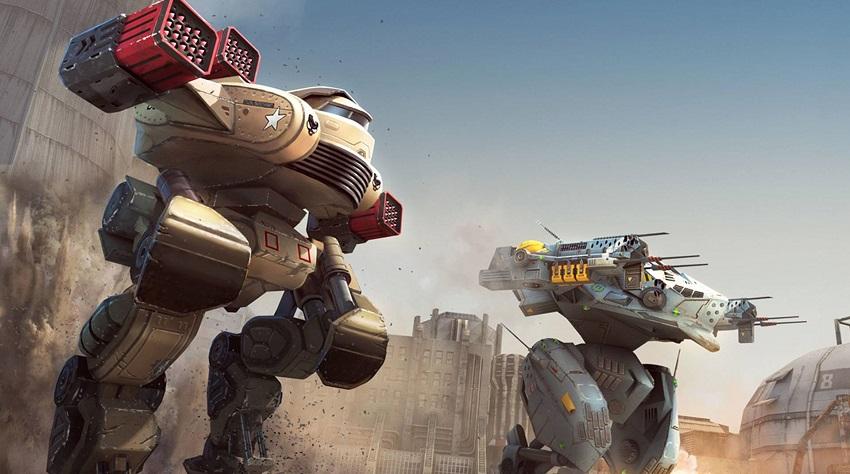 best robot games