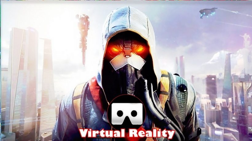 10 amazing games for VR BOX