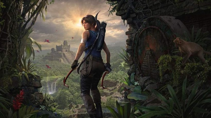 Video games like Tomb Raider for consoles and PC